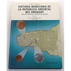 Almeida: Historia Monetaria de la Republica Oriental del Uruguay: con Catalogacion y Apendice de Pre