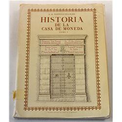 Barriga-Villalba: Historia de la Casa de Moneda