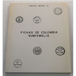 Bernall M.: Fichas de Colombia Numismalia