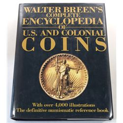Breen: Walter Breen's Complete Encyclopedia of U.S. and Colonial Coins