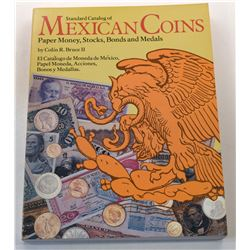 Bruce: Standard Catalog of Mexican Coins, Paper Money and Medals, 2 Editions