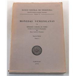 Carlota de Pardo: Monedas Venezolanas