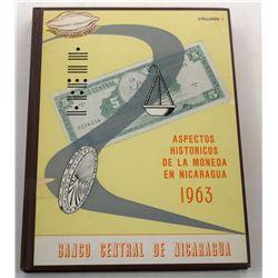 Cuadra Cea: Aspectos Historicos de la Moneda en Nicaragua 1963