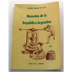 Cunietti-Ferrando: Monedas de la República Argentina