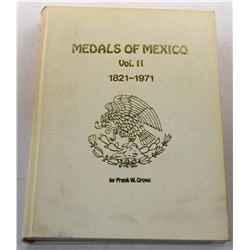 Grove: Medals of Mexico Vol. 2 - 1821-1971