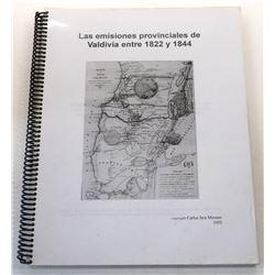 Jara Moreno: Las emisiones provinciales de Valdivia entre 1822 y 1844