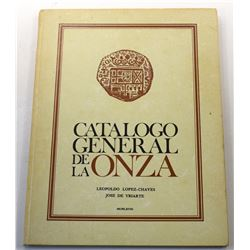 Lopez-Chaves: Catalogo General de la Onza