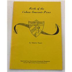 Multiple Book Lot (2): Cuban Numismatics