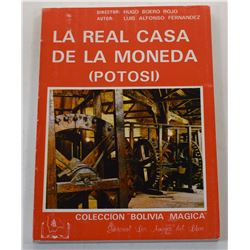 Multiple Book Lot (4): The Coinage of Bolivia