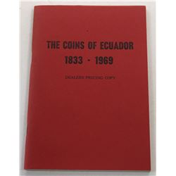 Multiple Book Lot (4): (Signed) The Coins of Ecuador
