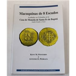 Multiple Book Lot (9): (Signed) The Coinage of Colombia