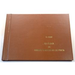 Prober: (Signed) Catálogo de Moedas Brasileiras de Prata