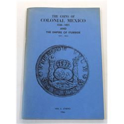 Utberg: (Signed) Neil S. Utberg on Mexican Coinage: Multiple Book Lot (14)