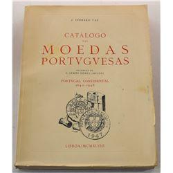 Vaz: Catálogo das Moedas Portuguesas - Portugal Continental 1640-1948