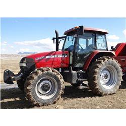 2005 Case IH MXM 140 MFWD tractor