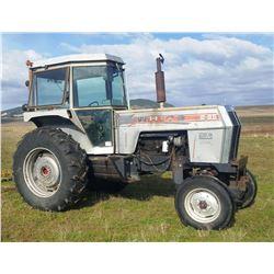 White 2-85 tractor