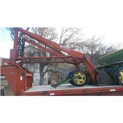 Farmhand loader attachment