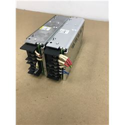 (2) COSEL R150U-24 POWER SUPPLY