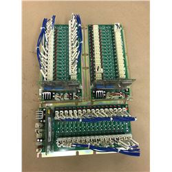 (3) MAZAK D65UB004291 CIRCUIT BOARDS