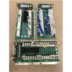 (3) MAZAK CIRCUIT  BOARD *SEE PICS FOR PART #s*