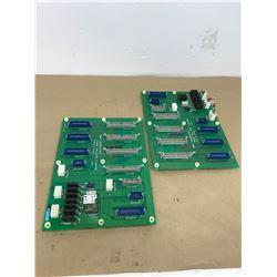 (2) MAZAK D65UB004700 CIRCUIT BOARD