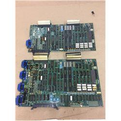 (2) Mitsubishi BD625A552H04 w/ BD625A55IH03 CIRCUIT BOARD