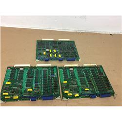 (3) Mitsubishi FX73 Circuit Board