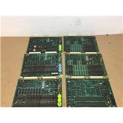 (6) Mitsubishi FX27B w/ FX84A Circuit Board