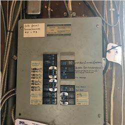NOVALINE NL32125 125 AMP 120/240 VOLT BREAKER PANEL