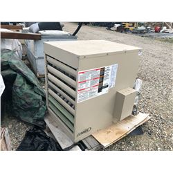 LENNOX MODEL LF-200A-6 120 VOLT, SINGLE PHASE, SINGLE FAN HEATER, ON PALLET