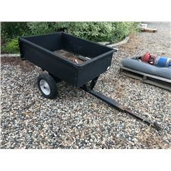 APPROX. 3' X 4' SMALL UTILITY TRAILER