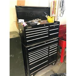 MAXIMUM TOOL CHESTS WITH CONTENTS