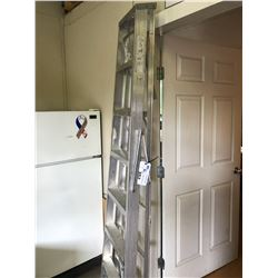 7' ALUMINUM STEP LADDER