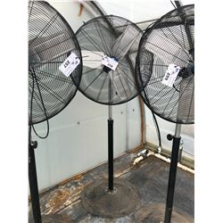 POWER FIST 30'' ELECTRIC FAN