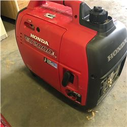 HONDA EU2000I INVERTER COMPANION 30A GAS POWERED GENERATOR