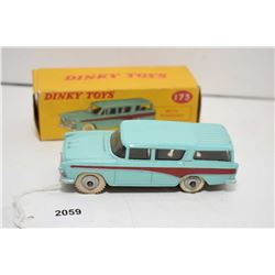 """Dinky toy """"Nash Rambler"""" No. 173 in near mint condition with original box"""