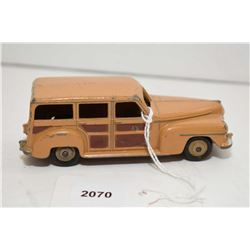 Dinky toys No. 27F Woody's style van in good condition