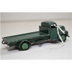 """Dinky toys """"Fordson"""" flat deck truck in fair condition"""