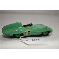 """Dinky toys """"Connaught"""" No. 236 race car in fair condition"""