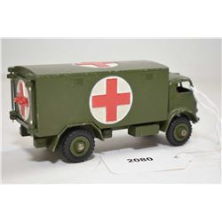 Dinky toys Military Ambulance No. 626 in near mint condition