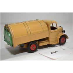 """Dinky Toys """"Bedford"""" garbage truck in good condition"""