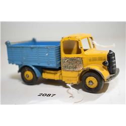 """Dinky toys """"Bedford Dump Truck"""" in played with condition"""