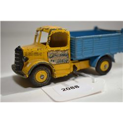 """Dinky Toys """"Bedford Dump truck"""" in fair condition"""