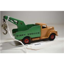 """Dinky Toys """"Commer"""" Service truck in good condition"""