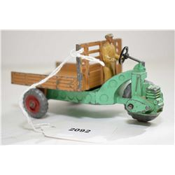 """Dinky Toys """"Motocart"""" No. 27C in played with condition"""