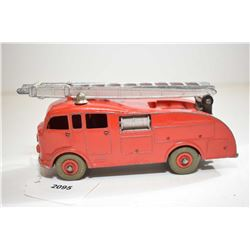 Dinky Toys Fire Engine No. 955 in played with condition