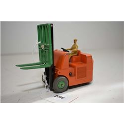 """Dinky Toys """"Coventry Climax"""" forklift truck in near mint condition"""
