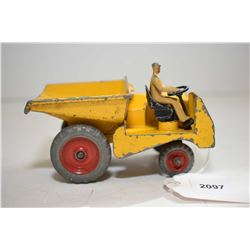 """Dinky Super Toys """"Muir Hill Dumper"""" No. 562 in played with condition"""