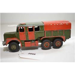 """Dinky Super Toys """"Medium Artillery tractor"""" No. 689, repainted in played with condition"""