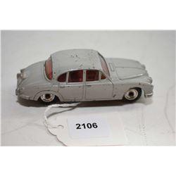 "Dinky Toys ""Jaguar 3.4Ltr"" No. 195 in fair condition"